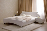 price  Upholstered beds with mechanism