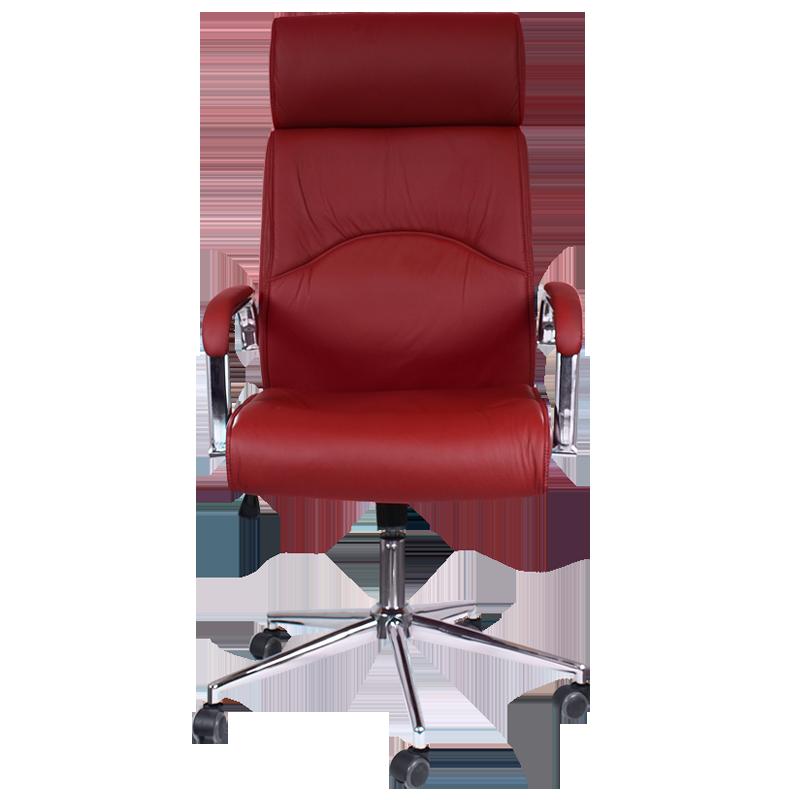 Офис столове - Президентски стол Carmen 6050 - вишна