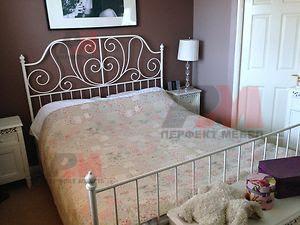 Уникална спалня от ковано желязо София