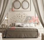 Според Вашите предпочитания дизайнерска спалня от ковано желязо по каталог