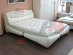 Тапицирана спалня за всички размери матрак