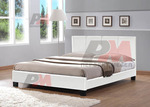 Тапицирана спалня с механизъм за повдигане